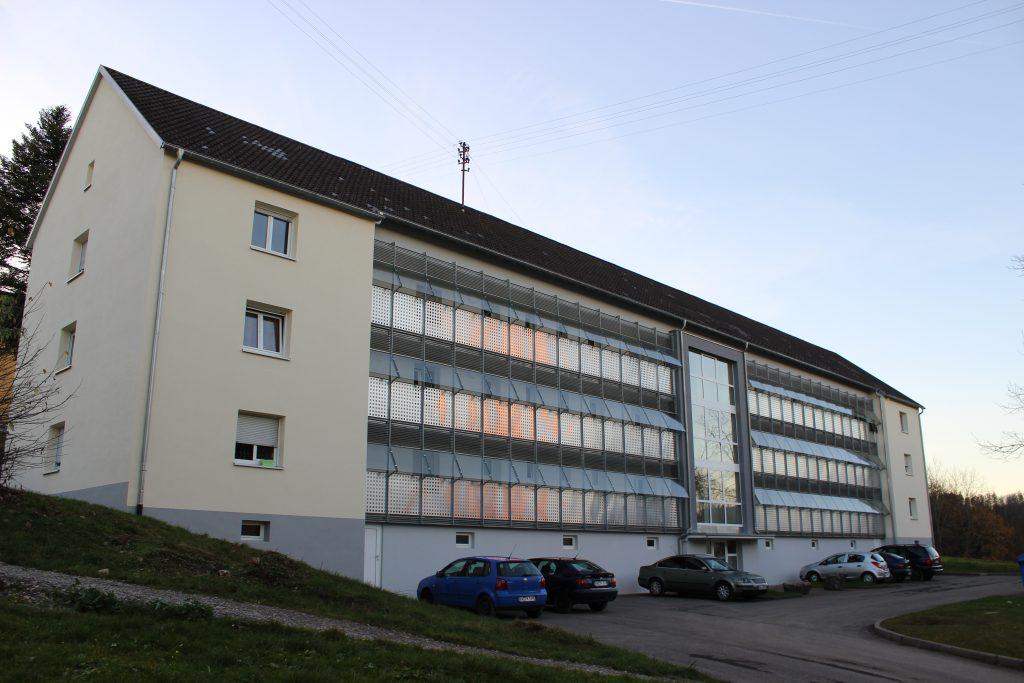 Wohnsiedlung Rottweil Omsdorfer Hang