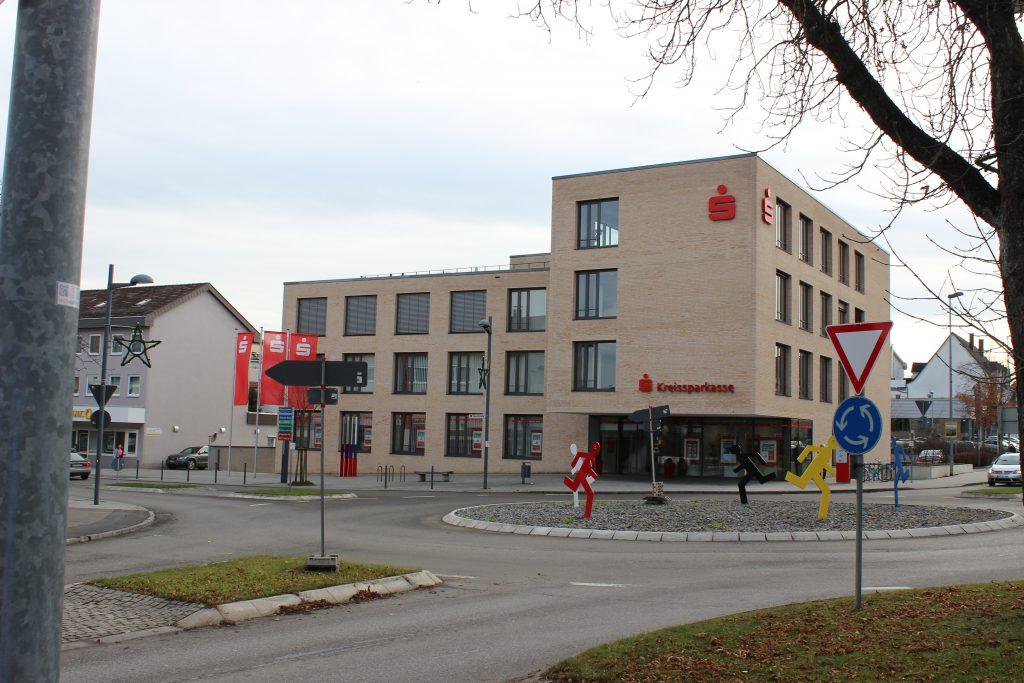 KSK Gebäude Trossingen