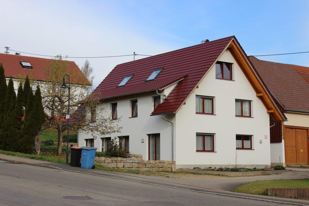 Einfamilienhaus Aldingen