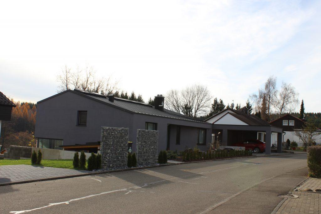 Architektenhaus Aldingen Einfamilienhaus