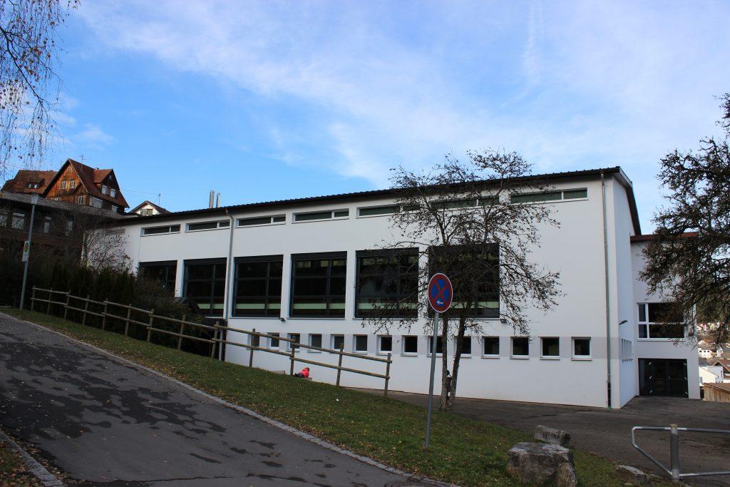 Sporthalle Epfendorf